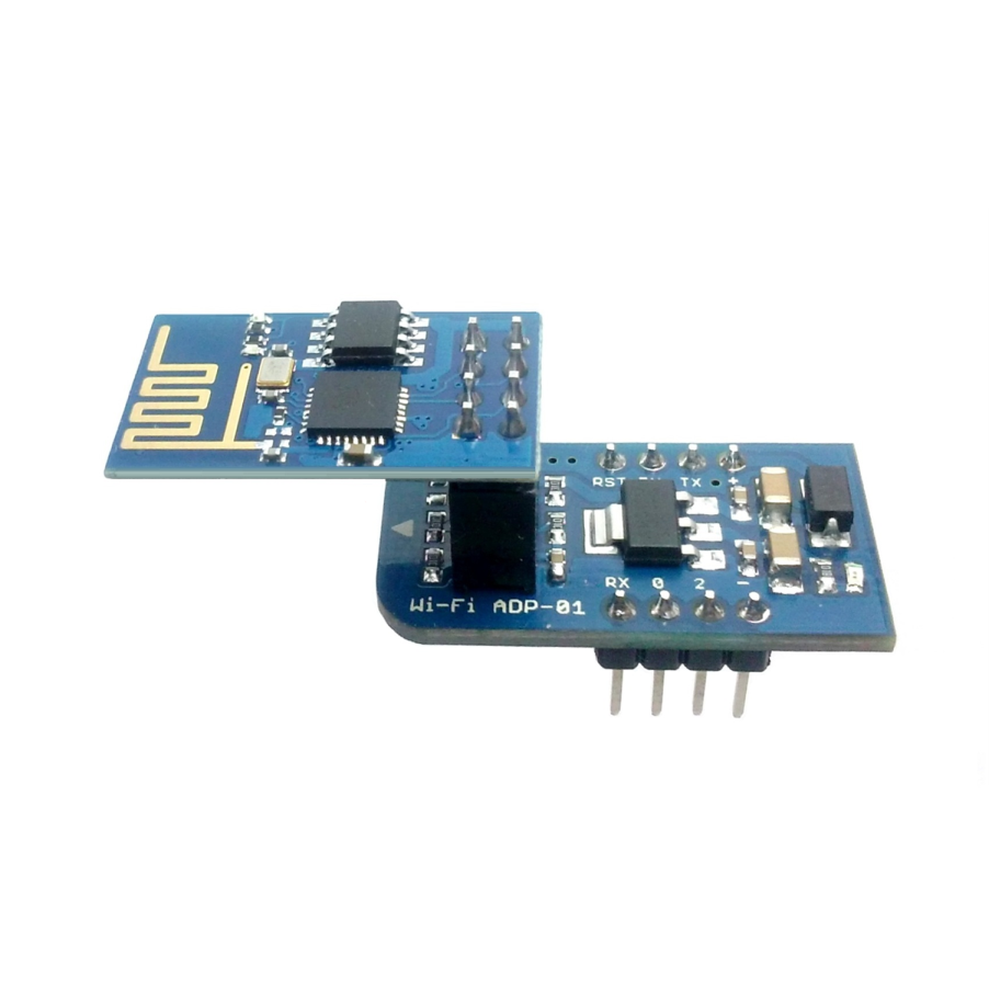 ADP-01 Breadboard Adapter ESP-01